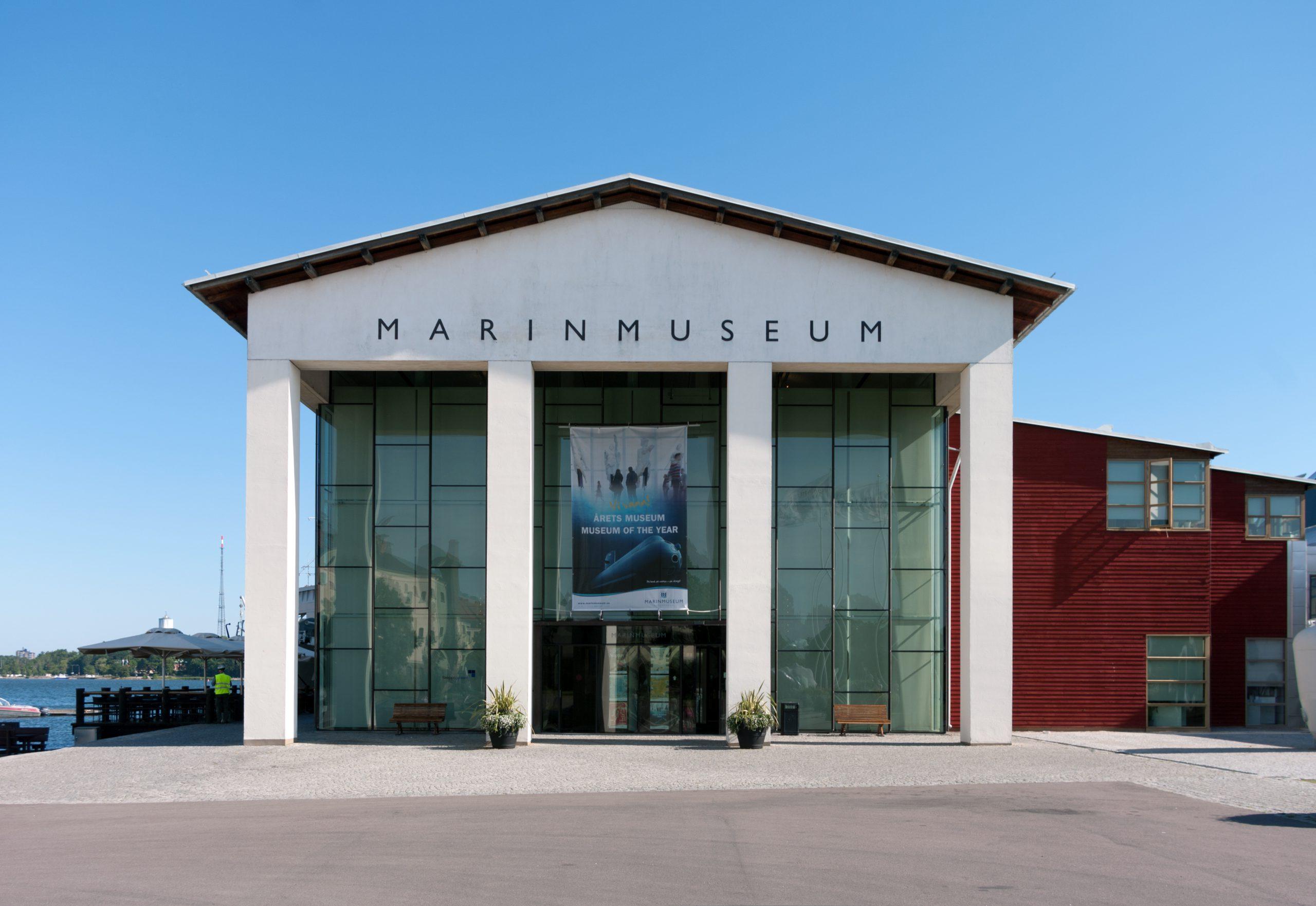 länkar museum marinmuseum kna